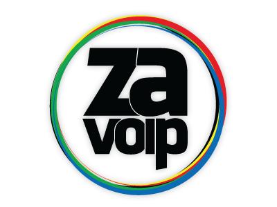 Logo for ZAvoip logo logo design