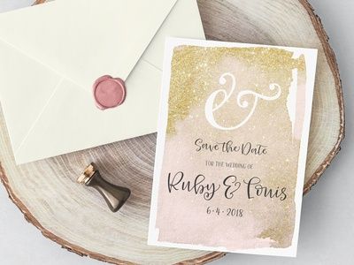 Roseroot Cottage Save the date