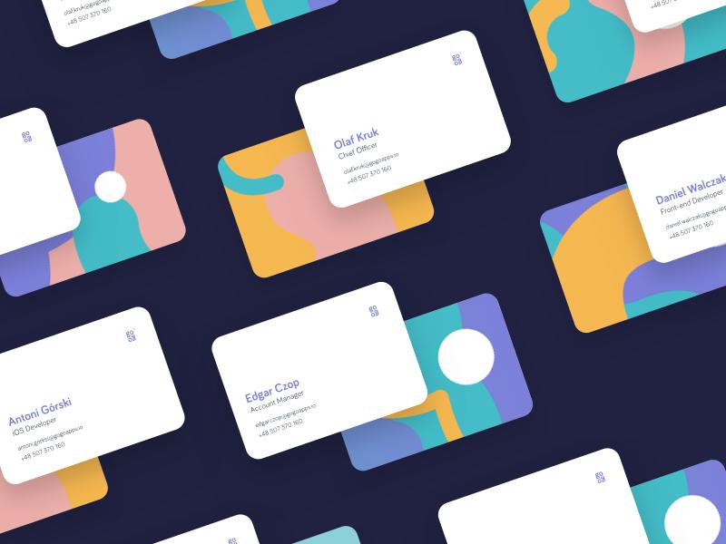 Gogoapps business cards