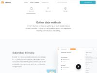 Lp03. methods gather data