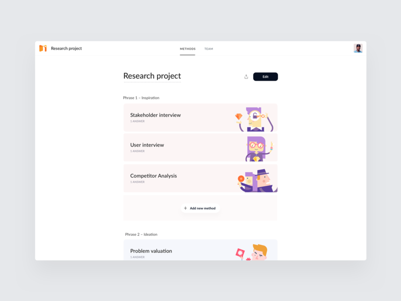 Talebook – Projects project list website illustration app web ux ui