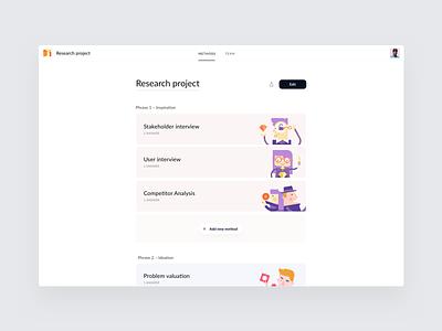 Talebook – Projects project list website illustration app web ux ui