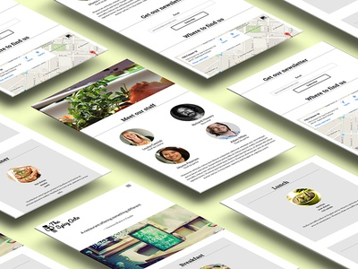 The Spicy Octo Bootstrap Theme fribbble freebbble psddd responsive theme template giveaway download free sass bootstrap freebie