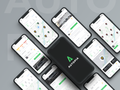 Autopia - Car Management Mobile App