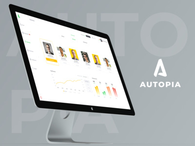 Autopia - Car Management Web Dashboard