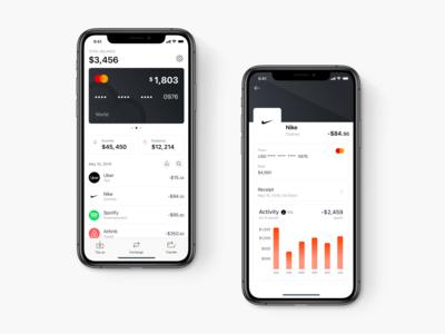 Banking App UI 2