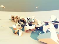3D destruction