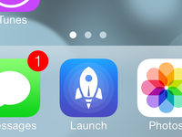 Launch Center Pro Icon