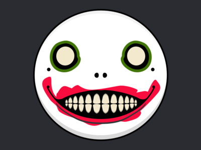 HahahaHAHAHAHAhahahaHahahAHAhahAHAhahaha dc nier joker emil