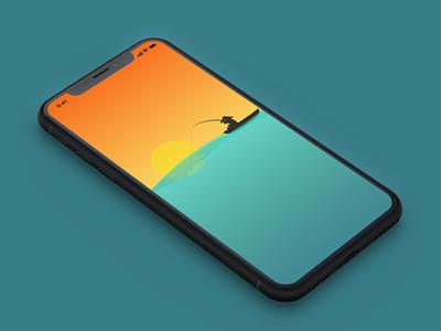 Zerenity app ios ux ui design apple zen