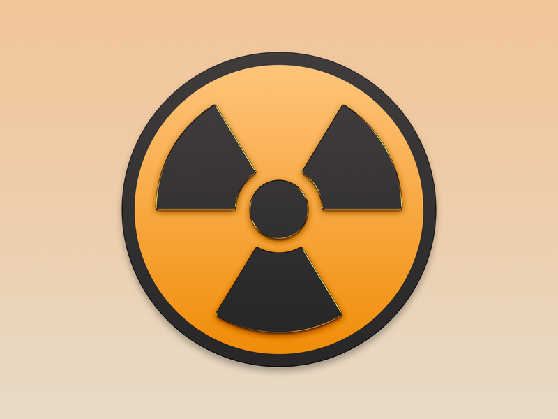 Nuclear Fission dock icon fission icons macos icon