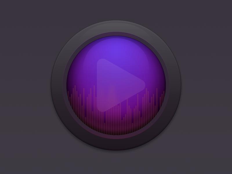 IINA macos dock icon macos icons icons