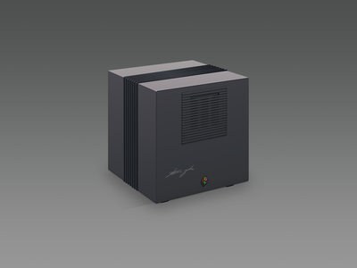 NeXT Cube dock icon stevejobs icons macos icons macos nextcube