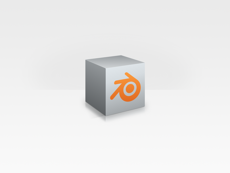 Blender Icon macos icon blender icon