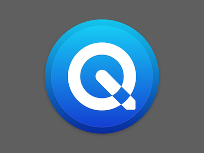 QuickTime dock icon icons macos icon quicktime
