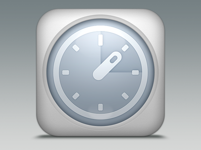Timer by App Cubby (Final Icon)