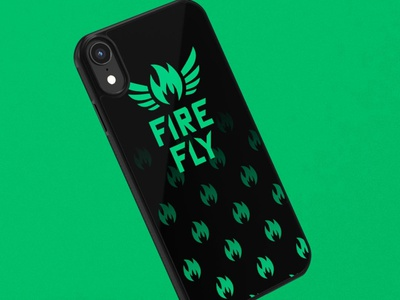 Firefly Clothes visual identity logo design branding brand design