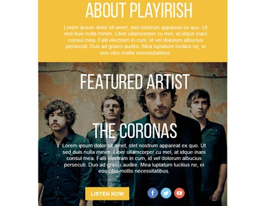 Playirish with McGettigan's WIP - Featured Artist