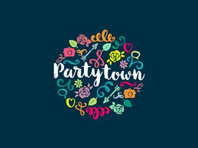Partytown part icon sap identity logo brand