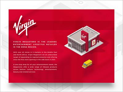 Virgin mega store  building city store mega virgin