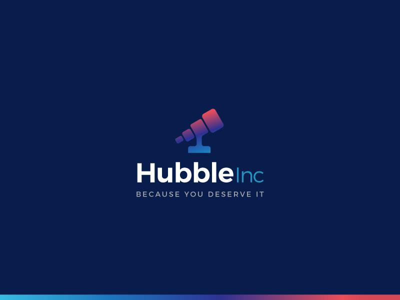 Hubble Inc brand logo