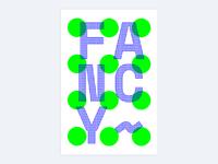 Fancy Poster Design