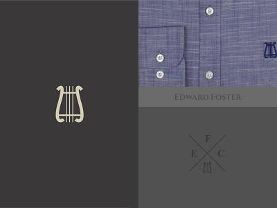 Edward Foster - Final Logo Design