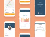 Driver App (Travel)