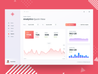 Dashboard Analytics YU