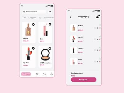 Online Makeup Shop