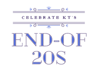 End-of-20s Party