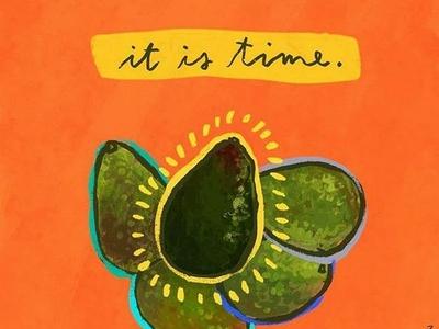 Avocado Time!