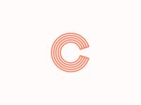 #typehue C letterform typehue typography letter c type