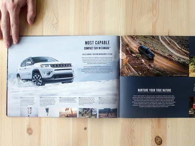 All-New Jeep Compass Catalog
