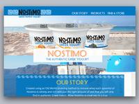 Nostimo Shot Cover