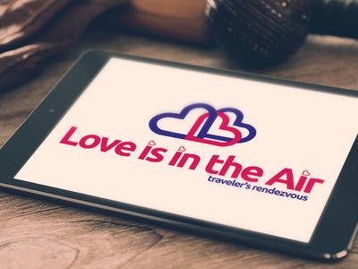Love Is In The Air Branding logo id design branding