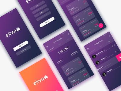 Eliya - Chit app