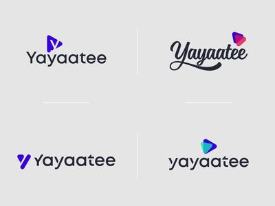 Yayaatee Logo Exploration