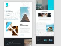 Agam Website Design