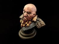 Miniature Viking Bust