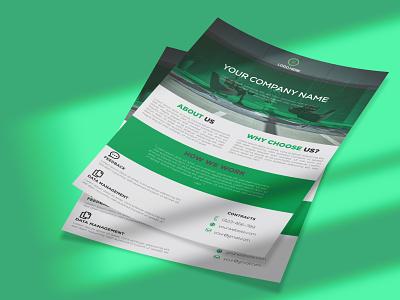 Corporate Business Flyer multipurpose