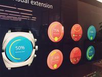 Clean up-Smart Watch