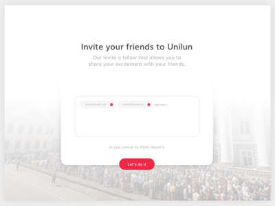 Subscribe UI Element minimalistic web web design education ux ui email subscribe