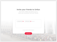 Subscribe UI Element