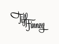 Tiff Finney Logo