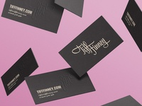 Tiff Finney Business Cards