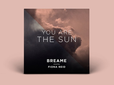 You are the Sun Cover cover design dance music trance music cover art album art