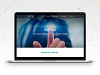 Web design Fractal