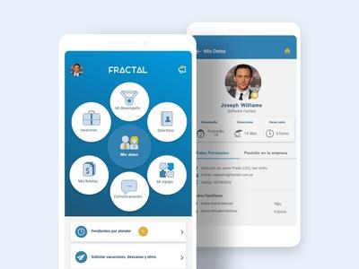Employee Staff Administrative App