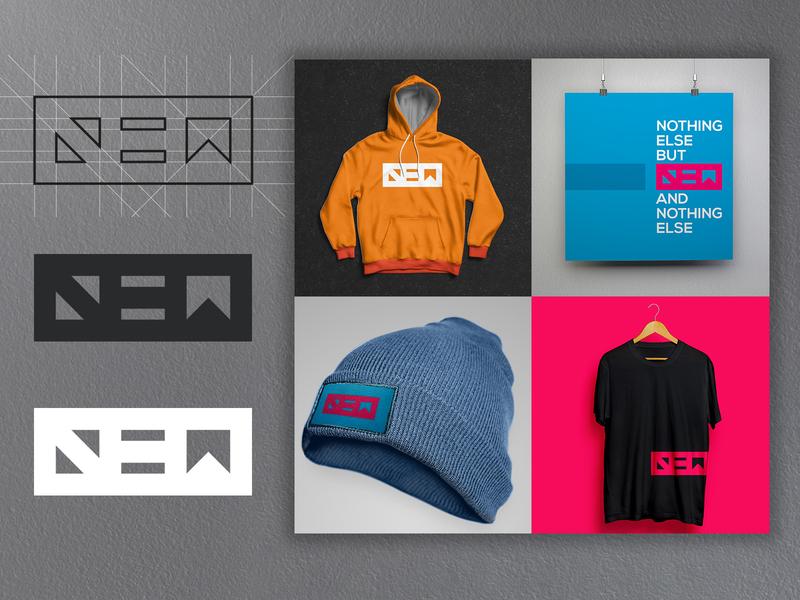 New graphicdesign mockup logodesign kaiserinside branding identity artistic direction logos design logo
